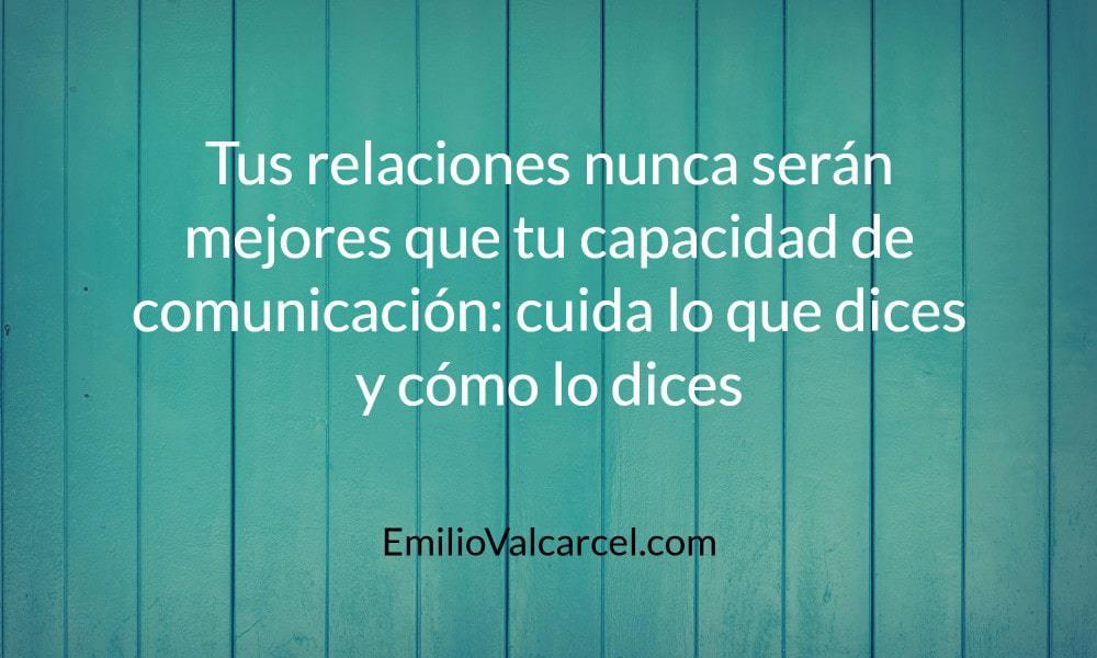 Barreras de la comunicación - Relaciones