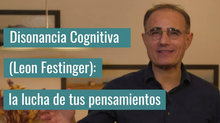 Disonancia Cognitiva (Leon Festinger): la lucha de tus pensamientos