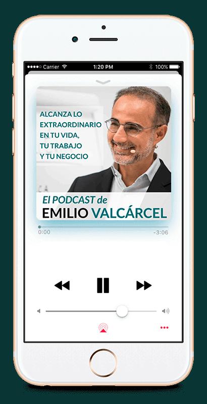 El Podcast de Emilio Valcárcel